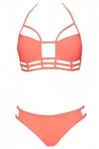 Two-Piece Swimsuit Grace Red