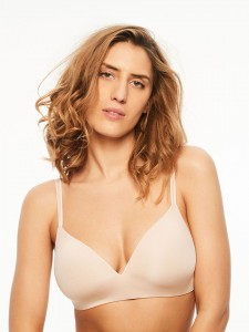 Padded Bra Chantelle Irresistible Beige