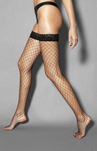 Fishnet Stockings Veneziana Ar Rete Grandi