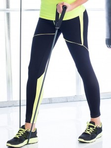 Sport Leggings Mapale Black