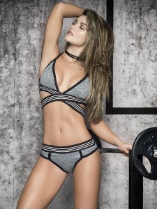 Underwear Set Mapale Grey
