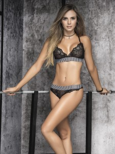 Underwear Set Mapale Black