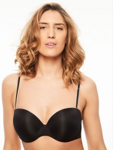 Strapless Bra Chantelle Irresistible Black