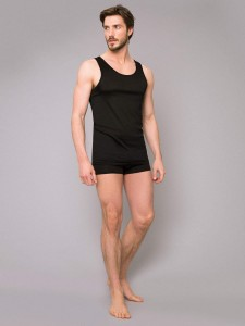 Tank Top Derek Rose 8040 Black