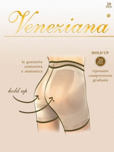 Shapewear Tights Veneziana Hold Up 20 DEN